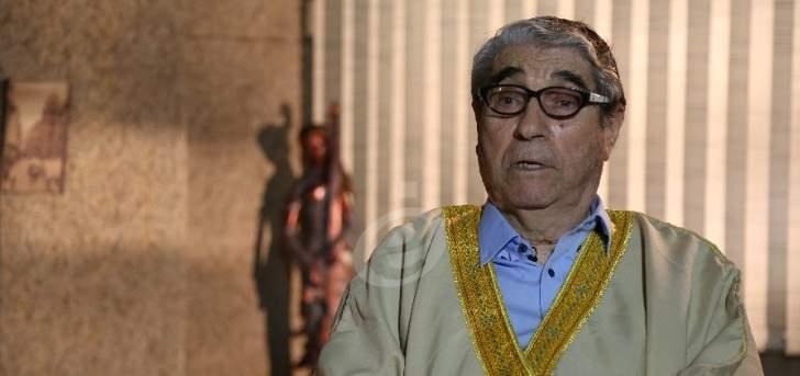 """خاص وبالفيديو- صلاح تيزاني """"أبو سليم"""" يضرب إبن الجيران ويتلقى هذا العقاب"""