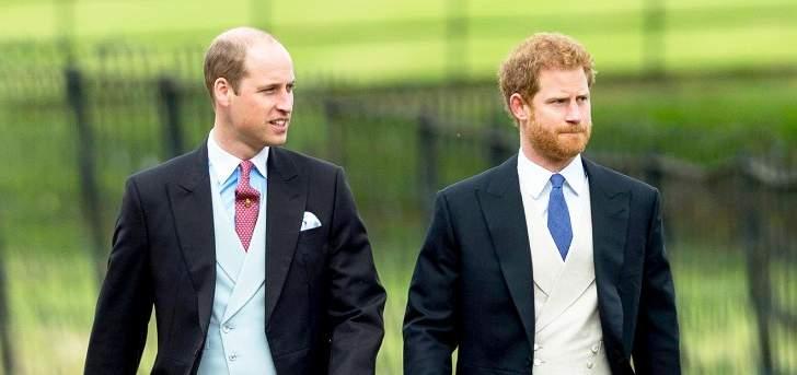 تطورات جديدة حول علاقة الأميرين ويليام وهاري