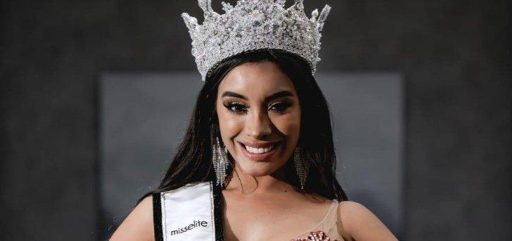 نوال الزغبي تتوج Miss Elite واللجنة تختار المكسيكية