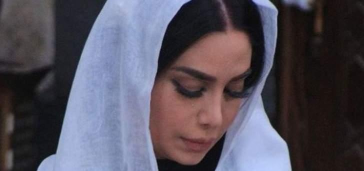 وفاة والدة رنا الأبيض وباسم ياخور ويزن السيد وصفاء سلطان يعزونها