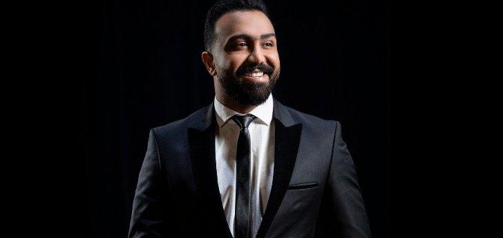 أول ظهور لـ مصطفى العبد الله بعد تعرضه لوعكة صحية- بالفيديو