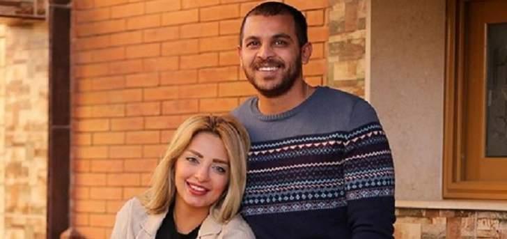 إنفصال محمد رشاد ومي حلمي وهذا أول تعليق لهما-بالصور