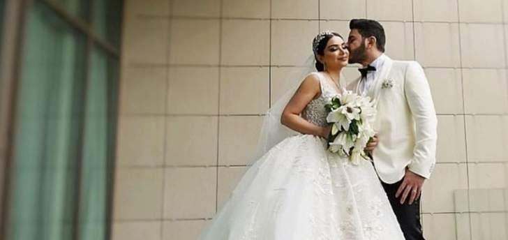 بكر خالد وهيفاء حسوني يدخلان القفص الذهبي..لكن لماذا لم يقيما حفل زفاف؟