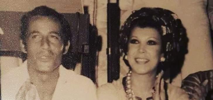 خمنوا من هي هذه الممثلة المصرية الشهيرة إلى جانب زوجها