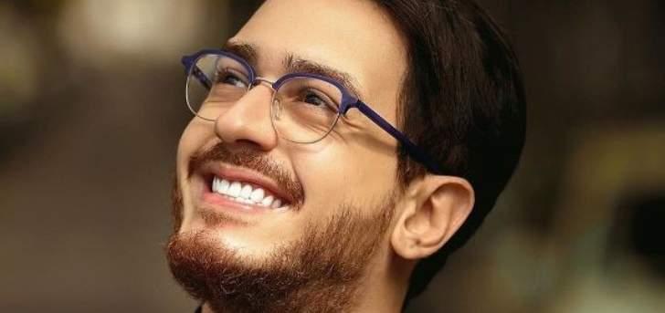 سعد لمجرد يتحول إلى ساحر على بوستر أغنيته الجديدة- بالصورة