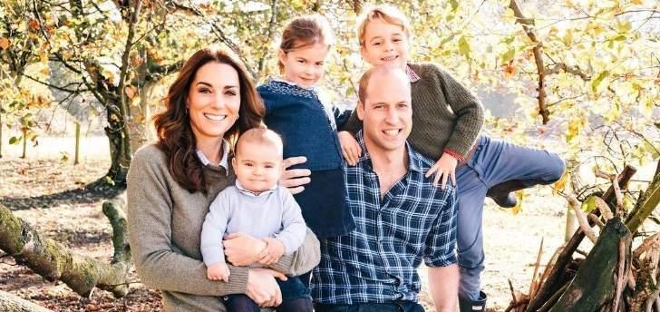العائلة الملكية البريطانية تحتفل بعيد ميلاد الأمير لويس الاول وتنشر أول صورة واضحة له