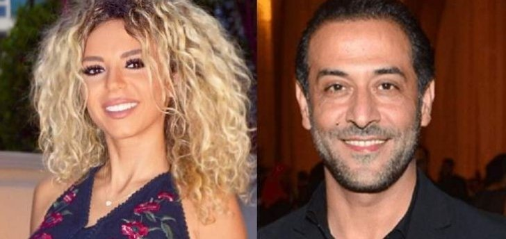 """خاص- """"الفن"""" يكشف مفاجأة في علاقة عبد المنعم عمايري وجوانا كركي"""