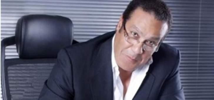 جمال العدل: نوال الزغبي لم ترشح فضل شاكر لغناء تتر المسلسل..ومحمد هنيدي حزين ومحبط ومظلوم