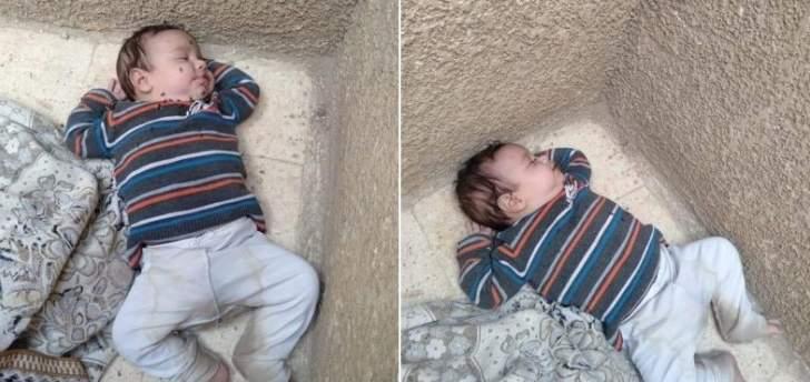 فنان مصري يتشاجر مع زوجته ويطرد طفليه من البيت!