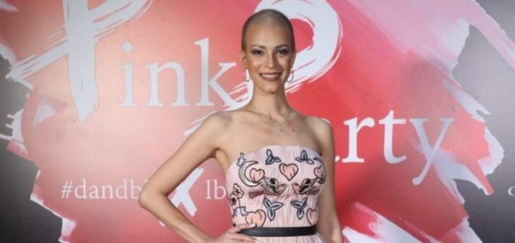 جوني فضل الله يعالج السرطان بالموضة بمشاركة زينة مكي وداليدا خليل وملكات الجمال