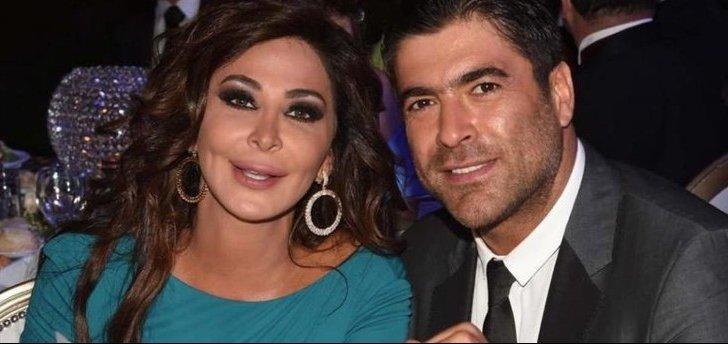 إليسا ووائل كفوري يشعلان المسرح في الرياض- بالفيديو