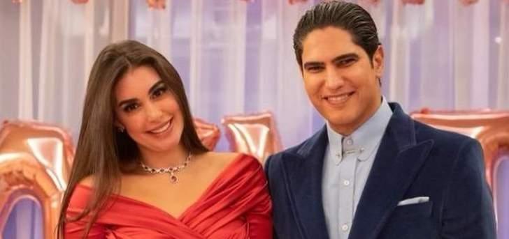 ياسمين صبري إختارت فستاناً أحمر في عيد ميلادها وإليكم سعره- بالصور