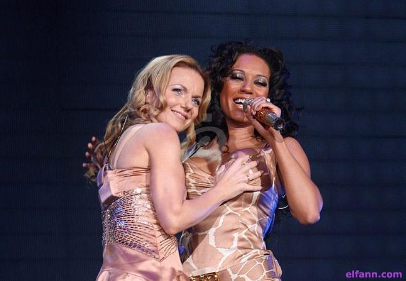 """ميل بي تعترف بممارستها الجنس مع زميلتها بـ""""Spice Girls"""" وتروي تفاصيل الليلة الحميمة"""