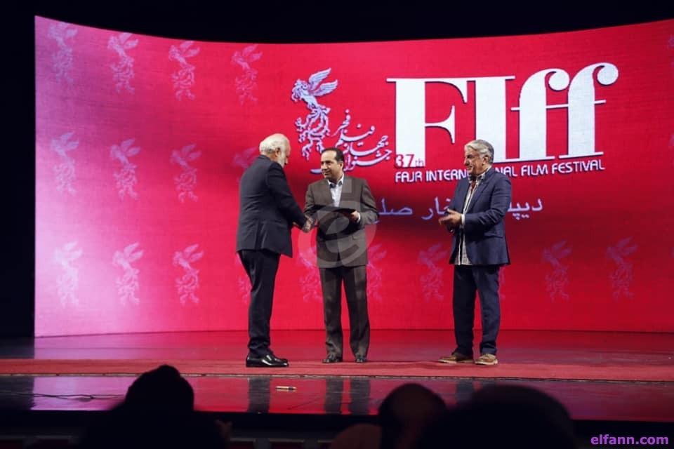 أيمن زيدان يحصد جائزة في طهران..وهذا ما قاله للفن