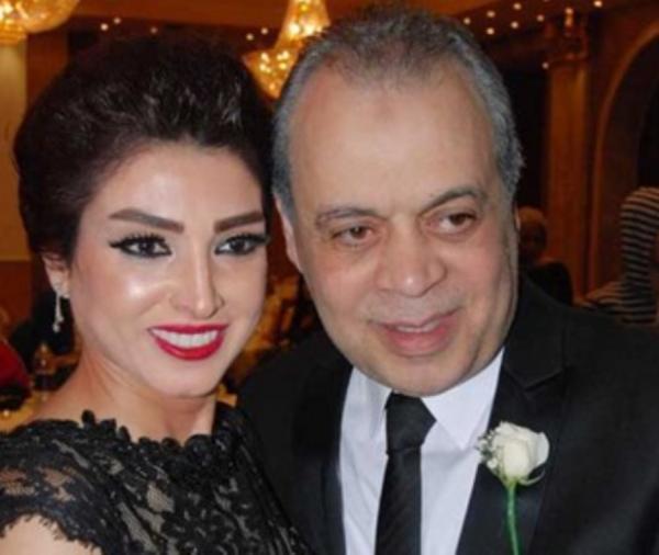 هكذا عايد أشرف زكي زوجته روجينا بعيد ميلادها.. بالصورة