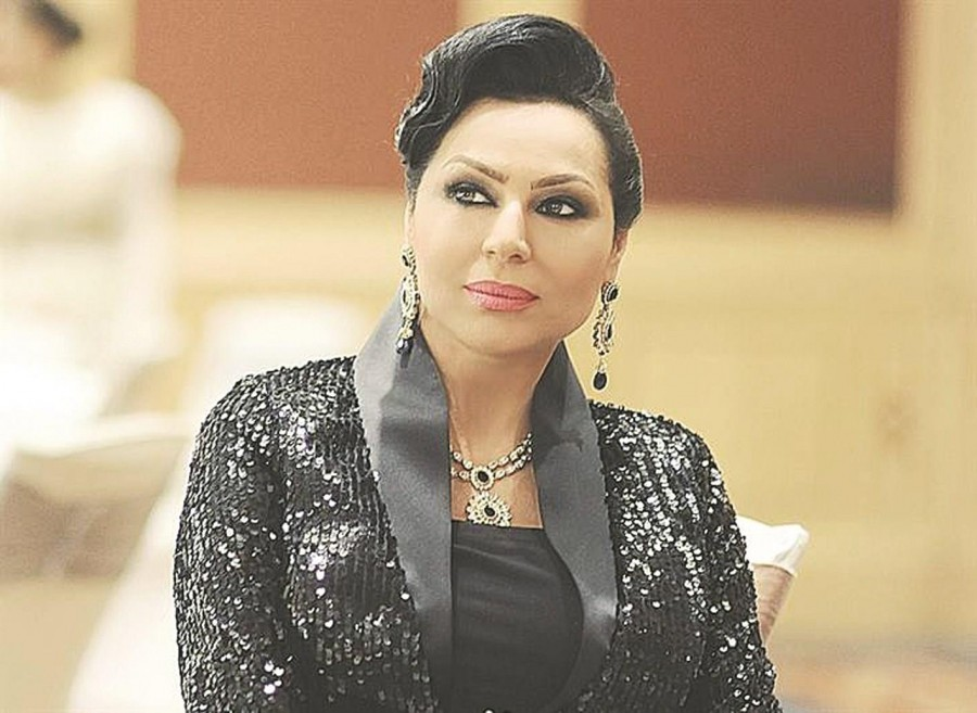 وفاة والد الممثلة الكويتية زهرة الخرجي