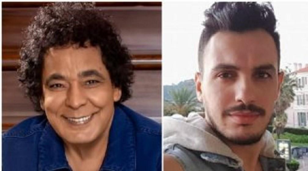 محمد منير مع زوج أنغام.. فماذا يحضّران؟