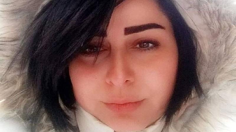 وفاة الممثلة السورية كامي خليل