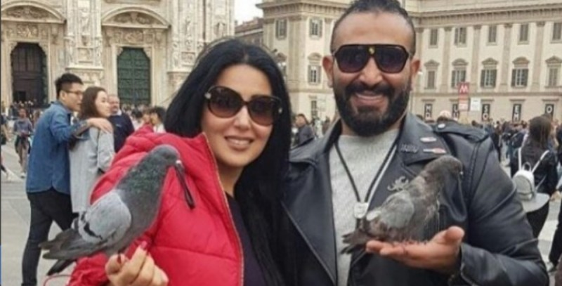 أحمد سعد في ردّه الأول على السخرية من صوت زوجته سمية الخشاب