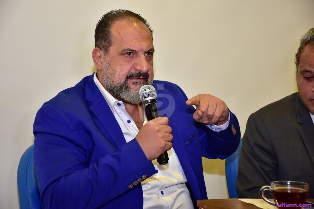"""خاص بالصور- خالد الصاوي: أتعرض لانتقادات دائمة بسبب مواقفي و""""الناس مش هيعجبها العجب"""""""