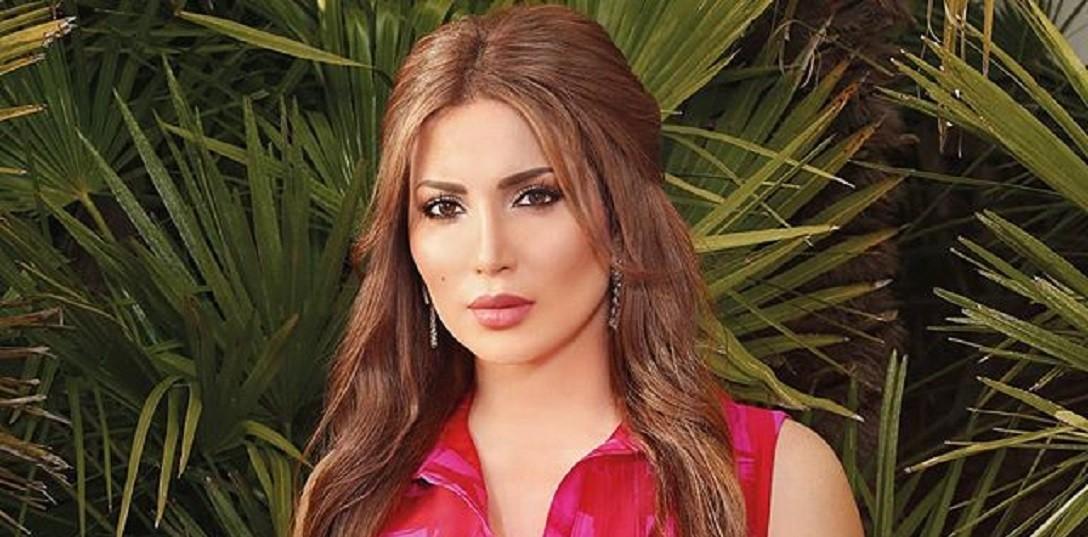 نسرين طافش ترقص السامبا مع شاب بفستان قصير.. بالفيديو