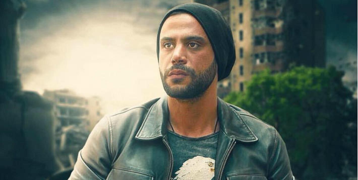 """محمد إمام بمشهد أكشن من كواليس """"هوجان""""-بالفيديو"""