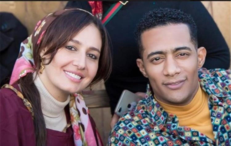حلا شيحة تصدم الجميع وتتزوج من محمد رمضان!