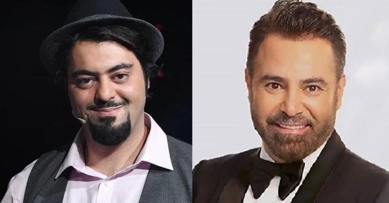عاصي الحلاني يدعم يوسف السلطان في عمله الغنائي الجديد-بالفيديو