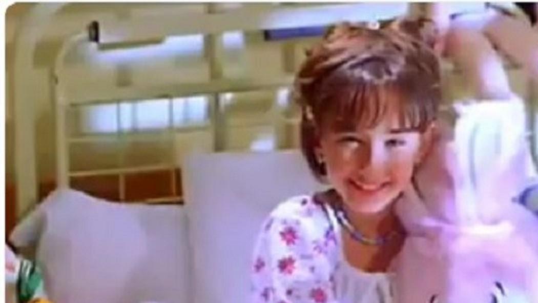 من هي هذه الطفلة التي أصبحت ممثلة مصرية شهيرة؟