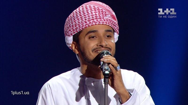 """شاب عربي يحصد شهرة واسعة في أوكرانيا بعدما غنى بالعربية في """"ذا فويس"""""""