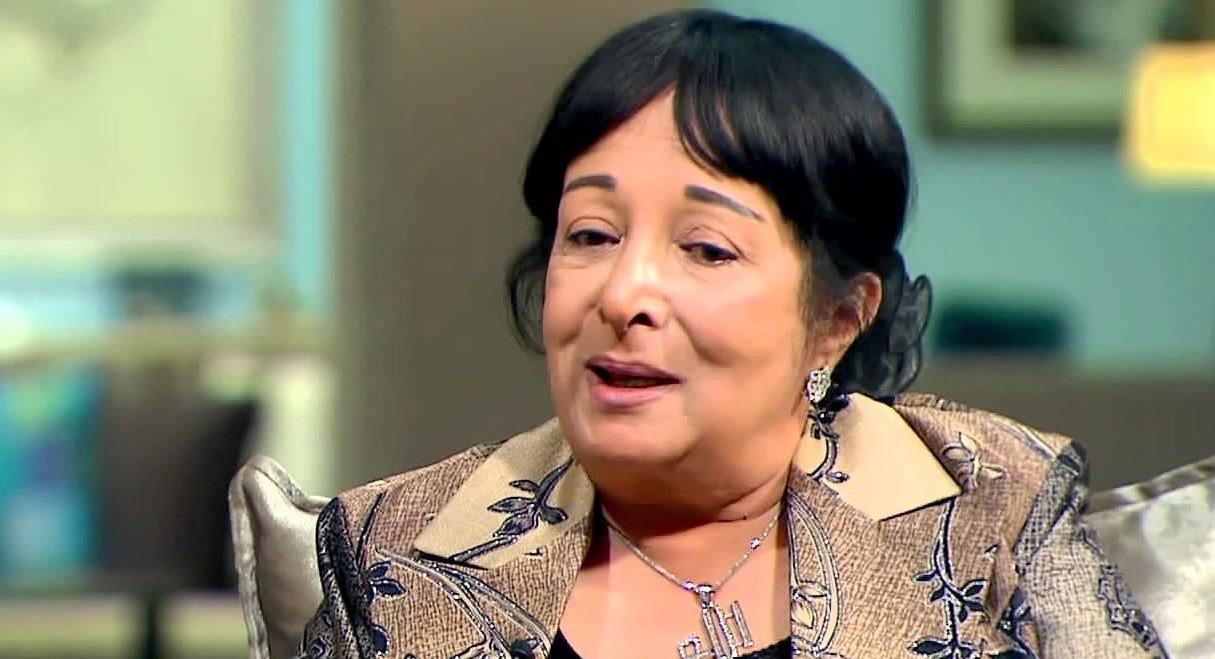 سميرة عبد العزيز دخلت التمثيل بالصدفة.. ورفضت هذا الدور مع محمد رمضان