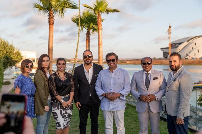 رامي عياش يجتمع بـ وليد توفيق وعدد من الأصدقاء في المغرب-بالصور