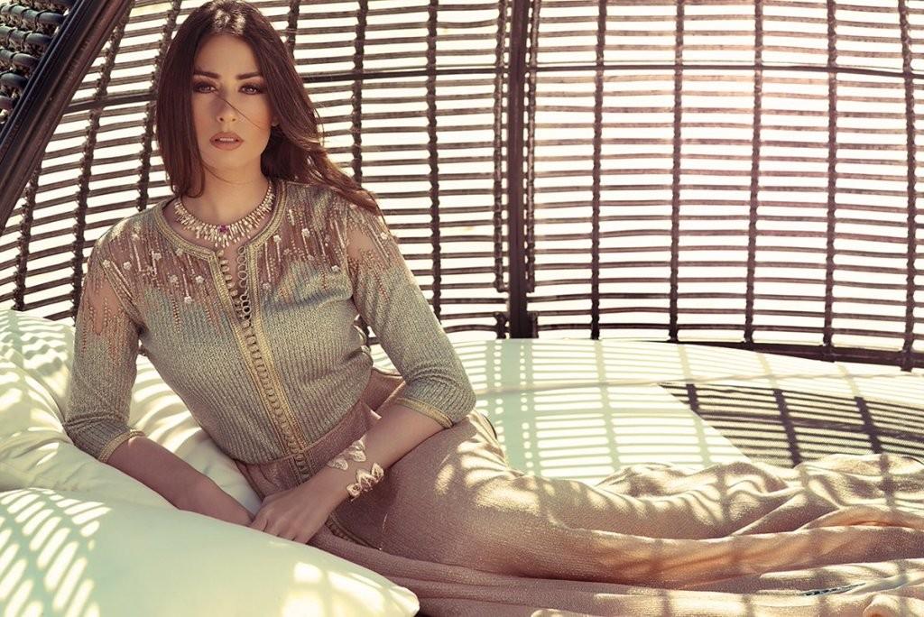"""بالفيديو- هبة طوجي تشارك في فيلم """"علاء الدين"""" مع ديزني"""