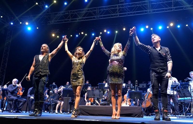 فرقة Queen الشهيرة تعود الى مهرجانات بيبلوس في ليلة لن تتكرر لمحبي موسيقى الروك