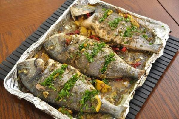 تناول الأسماك 3 مرات أسبوعيا يبعد عنكم الاصابة بسرطان الأمعاء