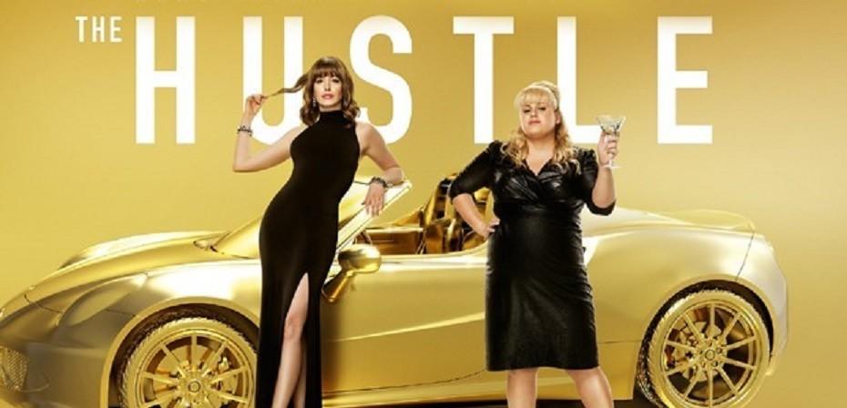 """طرح تريلر جديد لفيلم """"The Hustle"""" قبل يومين من عرضه.. بالفيديو"""