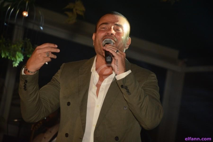 """""""مقدرش على النسيان"""" جديد عمرو دياب بعد """"كل حياتي"""""""