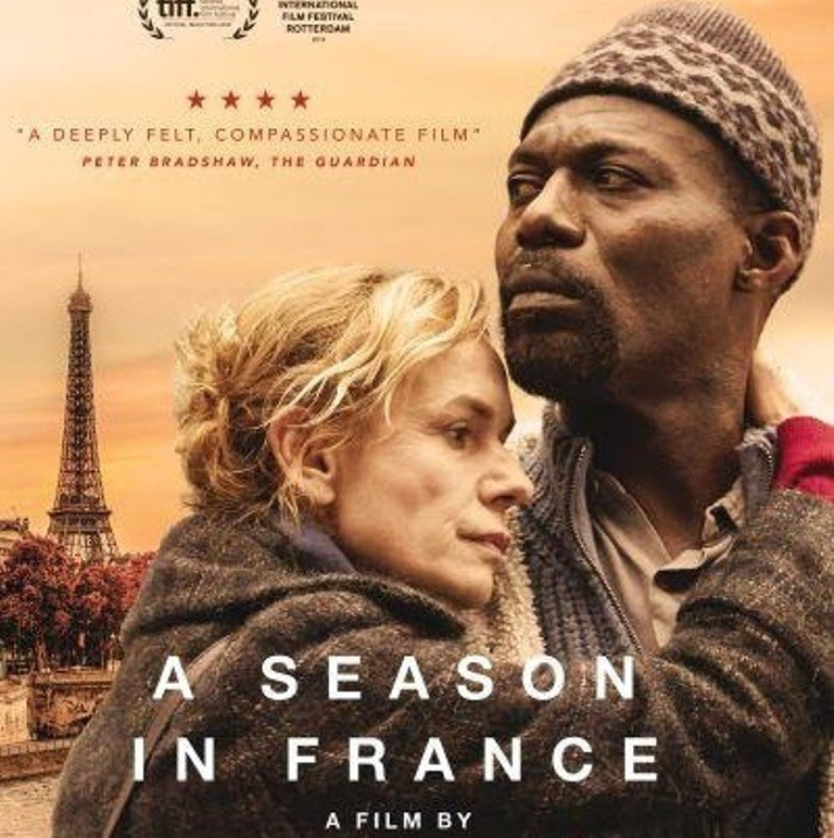 """عرض """" A Season in France """" في درب 1718"""