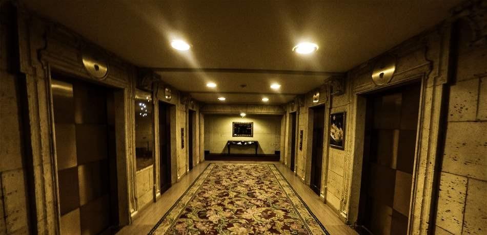 """""""فندق الأشباح"""" يعيد فتح أبوابه!"""