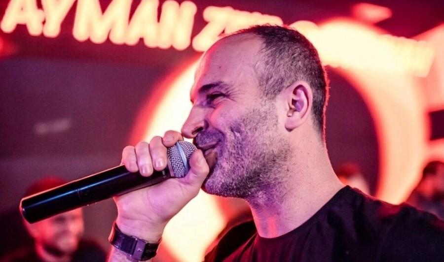 بالصور- أيمن زبيب في حفلين مميزين بين دبي ولبنان