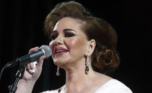 إلغاء حفل ميادة الحناوي في مهرجانات حراجل