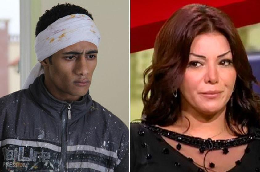 ما العلاقة بين محمد رمضان وإبنة ليلى غفران الراحلة؟..الفنانة تجيب-بالفيديو