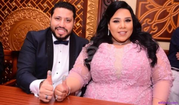 شيماء سيف تهدد زوجها بسبب نادين نسيب نجيم