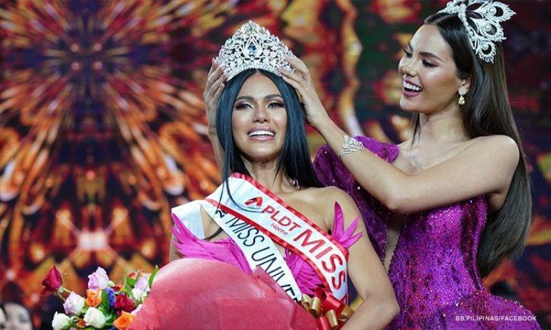 ملكة جمال الفلبين تتمنى لقاء والدها الفلسطيني وماذا قالت عن أصولها العربية؟