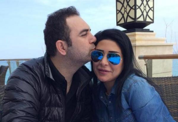 """خاص الفن- وائل جسار وزوجته في مواقف مؤثرة في """"توأم روحي"""""""
