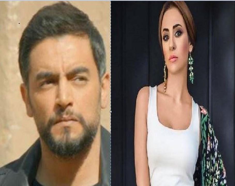 """مريم حسن لأول مرة مع هاني سلامة في """"قمر هادي"""""""