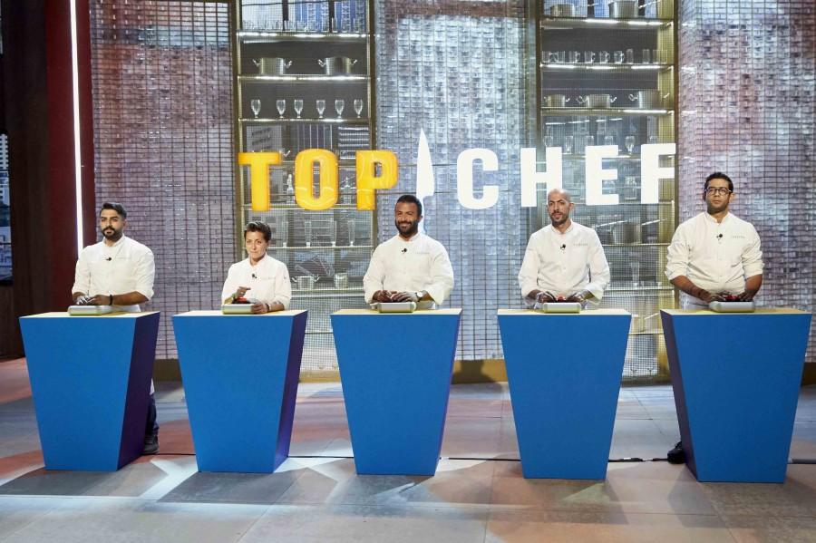 """4 مشتركين يتأهلون إلى مرحلة نصف النهائيات بعد تحديات صعبة ودقيقة في """"Top Chef"""""""
