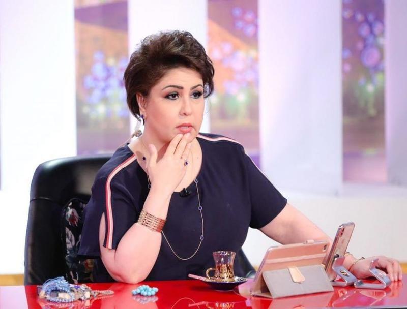 التعليق الأول لـ فجر السعيد على حالتها الصحية