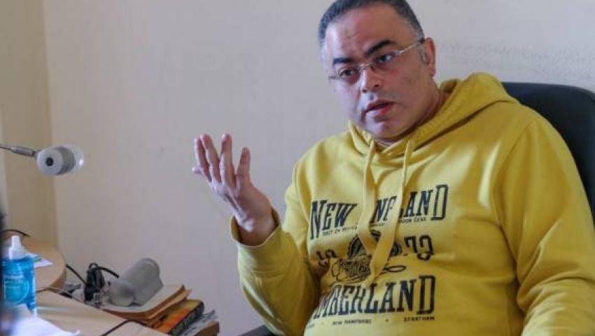 """عمرو سمير عاطف يكتب مسلسل يوسف الشريف الجديد """"النهاية"""""""