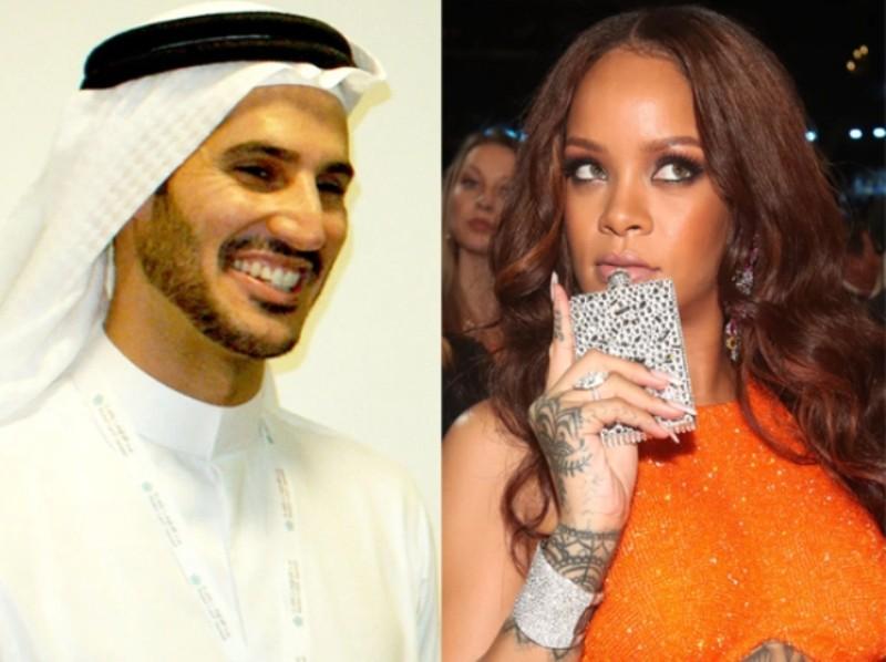تصريج جريء لريهانا يفسر لماذا تحب ممارسة الجنس مع حبيبها السعودي حسن جميل